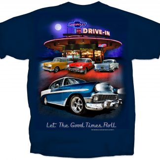 Chevy Drive-In tee shirt