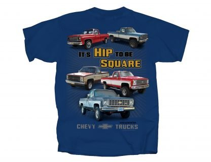 It's hip to be Square - Chevy Trucks tee shirt