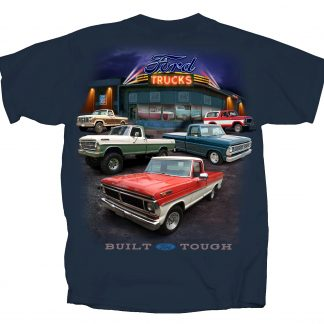 Ford Trucks Built Tough T-Shirt at Schlemmerron.com