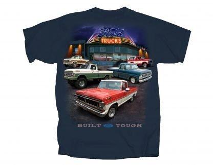 Ford Trucks Built Tough T-Shirt at Schlemmerron.com