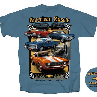 American Muscle Classic Legends t-Shirt